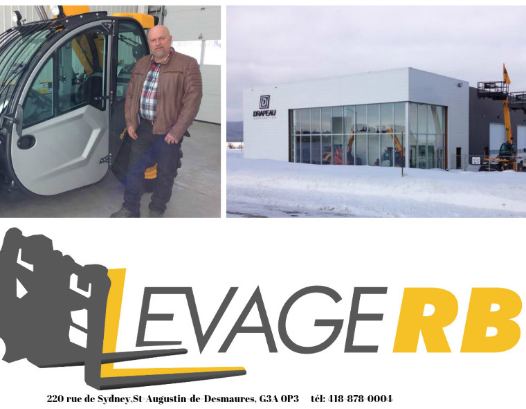 Levage RB Inc. in Quebec (New at Quebec)